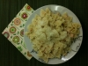 Farfalle with Leek and Smoked Salmon