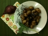 New Potatoes in Red Wine with Sage